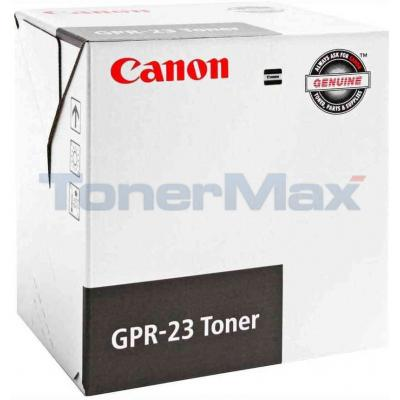 CANON GPR-23 TONER BLACK